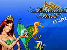 Mermaid's Pearl Deluxe в клубе Вулкан