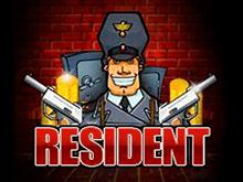 Игровой аппарат Вулкан Resident