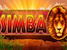 Автомат African Simba в казино Вулкан на деньги
