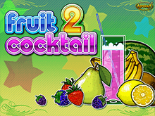 Игровой автомат Fruit Cocktail 2 в клубе Вулкан