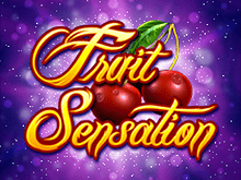 Игровой автомат Fruit Sensation в клубе Вулкан