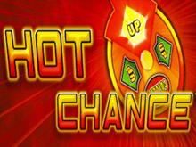 Игровой автомат Hot Chance в клубе Вулкан