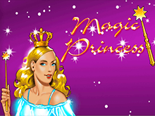 Играть в автомат Magic Princess в казино Вулкан на деньги