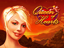 Игровой автомат Queen of Hearts в клубе Вулкан