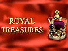 Автомат Royal Treasures в казино Вулкан на деньги