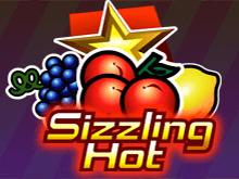 Игровой автомат Sizzling Hot в клубе Вулкан
