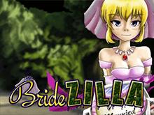 В казино Вулкан на деньги игра BrideZilla