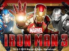 Игровые аппараты Iron Man 3