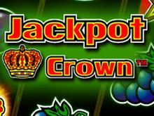 Jackpot Crown - аппараты Вулкана