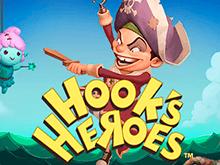 Играть онлайн в автомат Герои Крюка