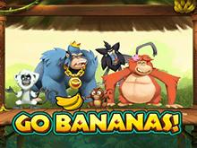 Играть в онлайн-игру Вперед, Бананы!