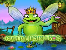 Играть на деньги в игру Удачливая Лягушка